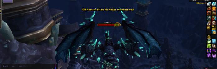 Aeonaxx hostil