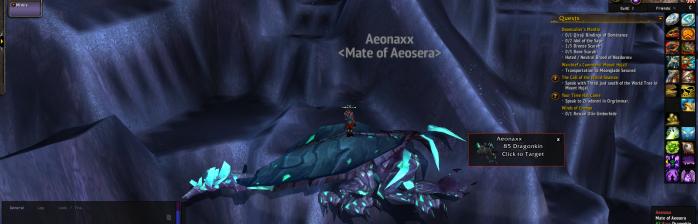 Aeonaxx morto