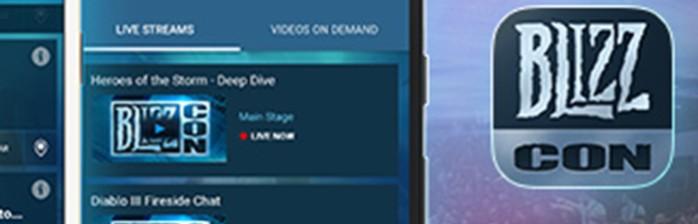 BlizzCon 2015: Baixe o aplicativo Mobile NOW!