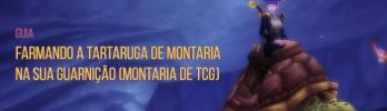 [Montarias] Pescando sua Tartaruga de Montaria (TCG)