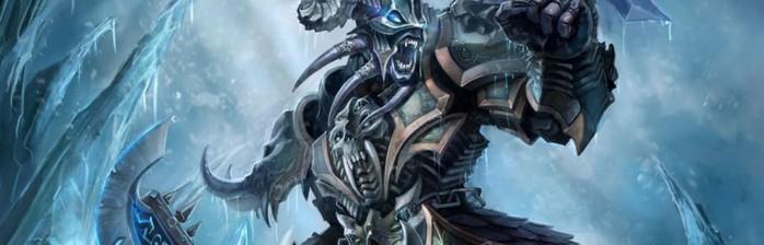 Cavaleiro da Morte Gélido