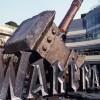 Exposição do filme de Warcraft na China <3