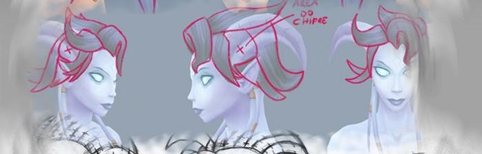[Fanart] Desenhando Cabelos – Parte I