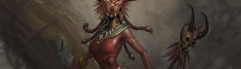 [Diablo] Nível 70 – Feiticeiro Evocação
