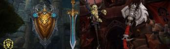 Como conseguir os transmogs do filme de Warcraft?