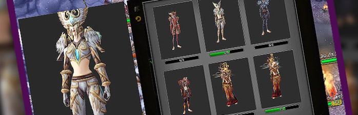 [Addon] Legion Wardrobe