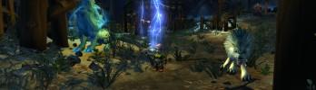 [Legion] Artefato e Class Hall – Caçador Domínio das Feras