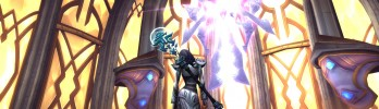 [Legion] Artefato e Class Hall – Sacerdote Sagrado