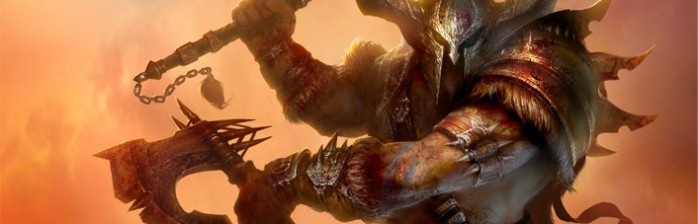 [Diablo] Build Bárbaro – Investida Furiosa com Legado de Raekor e Chamado do Rei Imortal (Patch 2.4.3)