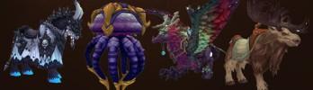 [Legion] Quais montarias novas teremos em Legion?