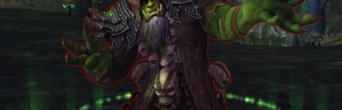 Gul'dan World of Warcraft
