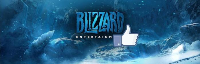Blizzard anuncia integração com Facebook
