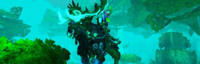 Guardião do Bosque continuará disponível na 7.0!
