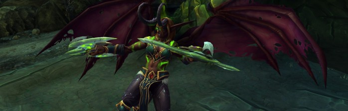 Caçador de Demônios Vingança