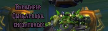 Novo Chefe encontrado em Gnomeregan!