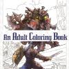 Livro de Colorir de Warcraft para Adultos!