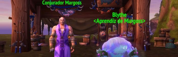 [Reputação] Conjurador Margoss