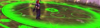 Novas opções de macros para magias com retículas!