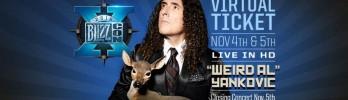 BlizzCon: Show de encerramento com Weird Al Yankovic!