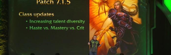 [BlizzCon 2016] Resumo do Patch 7.1.5