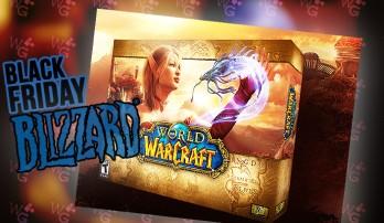 [Black Friday Blizzard 2016] World of Warcraft por R$15,90!