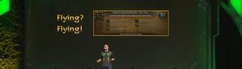 [BlizzCon 2016] Voo confirmado e novas Montarias no patch 7.2