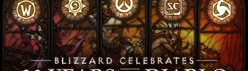 [DIABLO] Aniversário de 20 anos da franquia Diablo