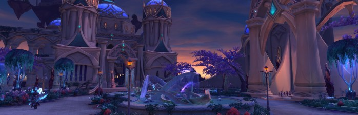 O Baluarte da Noite [The Nighthold]