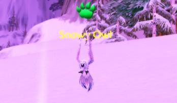 [Mascotes] Poucos dias restantes para capturar a Coruja da Neve!