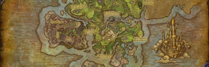 linhatusco mapa