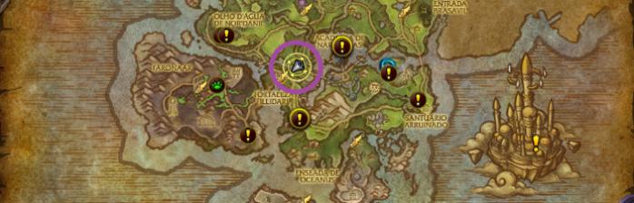 veridis fallon mapa