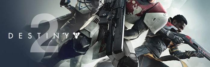 Destiny 2 disponível em pré-venda