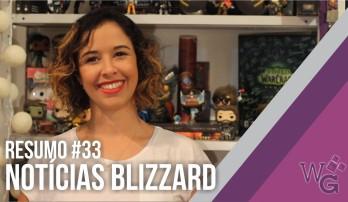 {Blizzard} Resumo de Notícias #33: Cavaleiros do Trono de Gelo