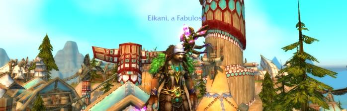 Oi, pessoal, aqui é a Eikani :)