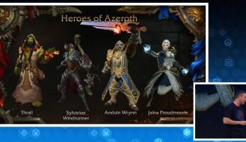 [BfA] Histórias de Personagens – oi, Thrall e Vol'jin!