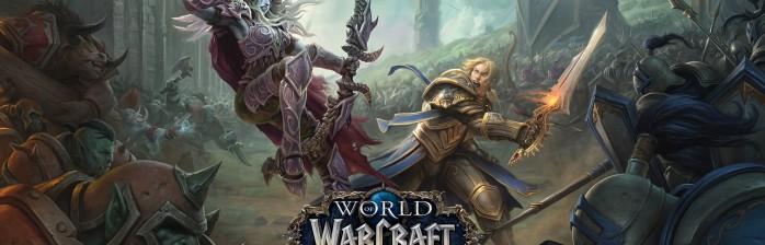 [BlizzCon 2017] Nova Expansão – World  of Warcraft: Battle for Azeroth
