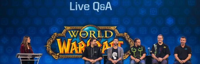 [Battle for Azeroth] Resumo do Q&A na BlizzCon