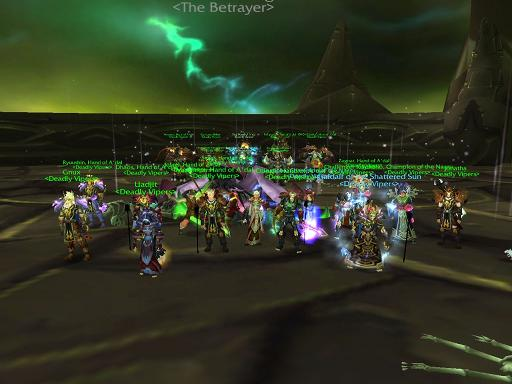 Illidan Down!