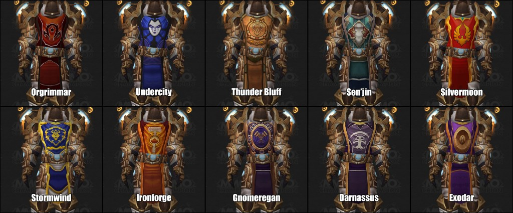 Factiontabard
