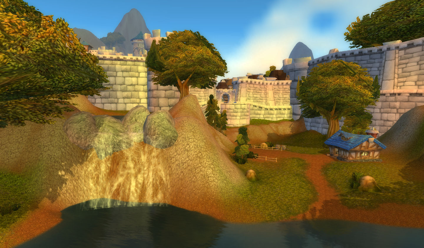 how to get to cataclysm from stormwind