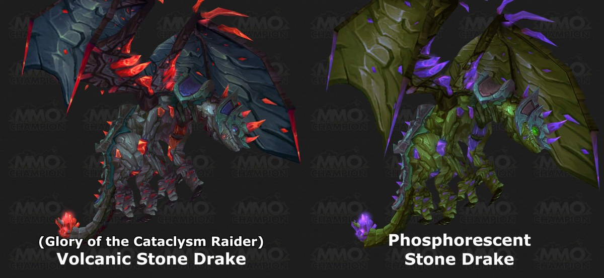 volcanic stone drake how to get