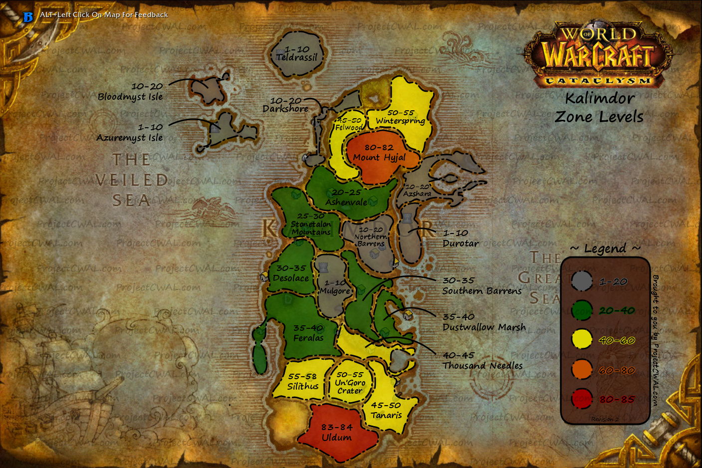 wow leveling guide 1 100 alliance