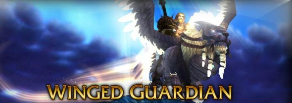 World of Warcraft Mount: Winged Guardian