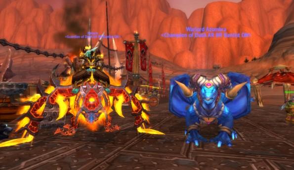 Dragonwrath, Tarecgosa's Rest