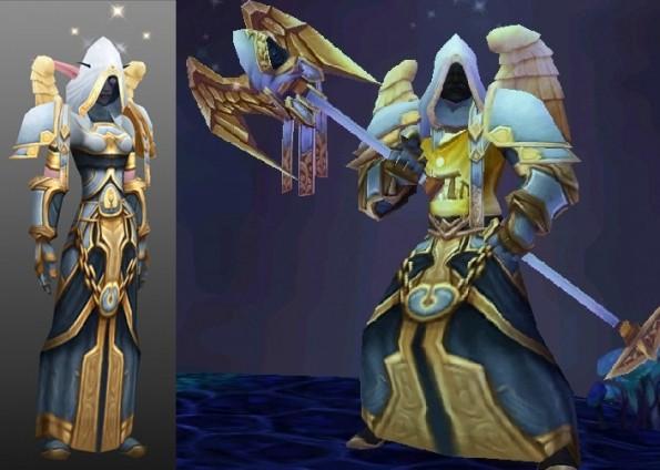 Avatar set - Tier 5 Priest
