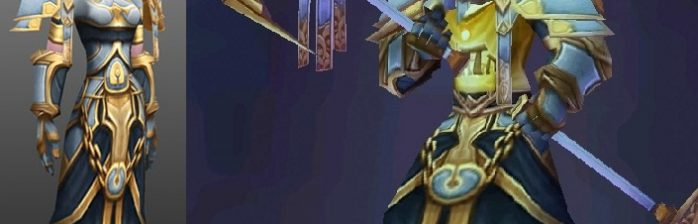 Avatar set - Tier 5 Priest