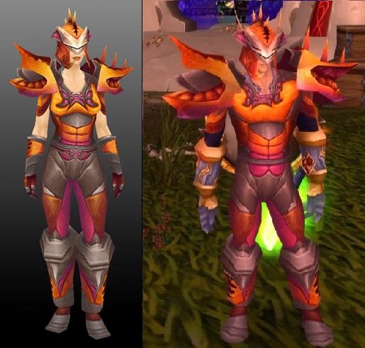 Avenger's Battlegear - Ahn'Qiraj