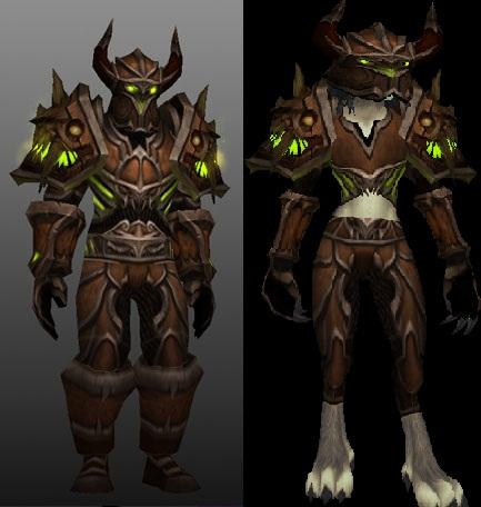 Demon stalker - Tier 4 hunter