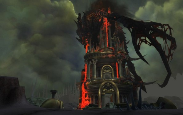 End Time Patch 4.3- wowgirl