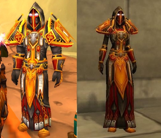 Paladin tier 2: Judgement Armor